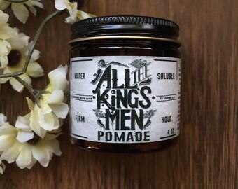 All The Kings Men Water Solube Pomade