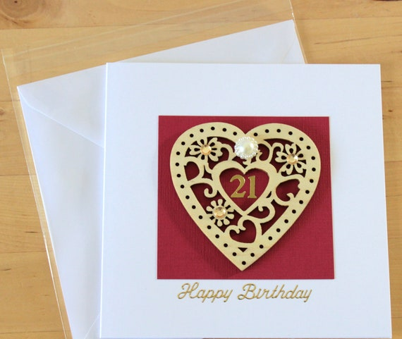 Age Personalised Cards Gifts Birthday Card Gift