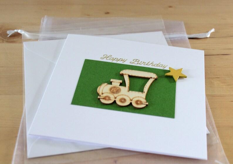 Birthday card boy Train Boys birthday cards Car Car fathers day card Airplane birthday card gift Children birthday card gift