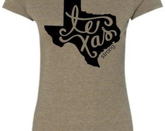 Texas Strong shirt-texas shirt-hurricane harvey shirt-hurricane harvey tee-