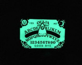 Glow Ouija Pin