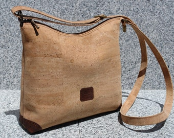All Cork handbag/shoulder bag/cross body bag/purse