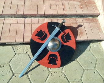 The Witcher 3 Sword Shield