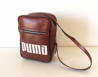 7c452b8b8198 Vintage Puma Shoulder Bag