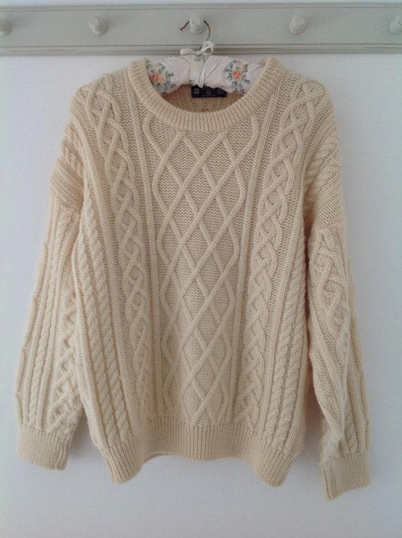 Vintage jumper, men's sweater, jumper, ladies, 80'