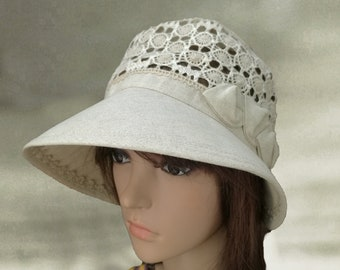a89b148a369 Summer lace hats