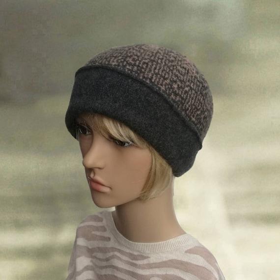 238a2421149 Felted womens hat Winter felt hats Ladies winter hat Felted