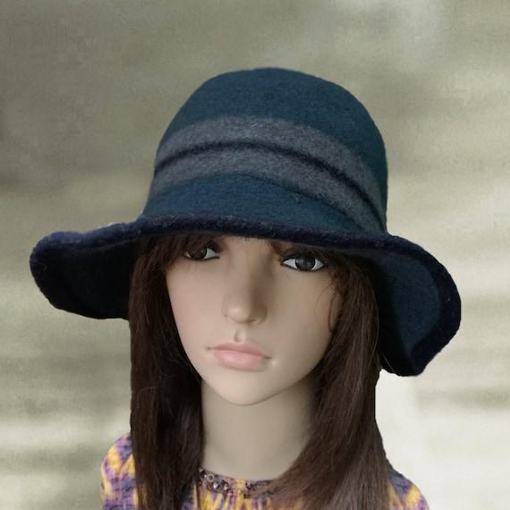 best website special section finest selection Women's winter hats, Felted wool hats, Winter hats for lady, Boiled wool  hats, Felt wool hats, Ladies winter hat, Womens warm hats, Wool hat