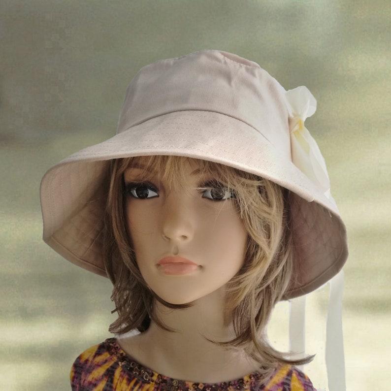 Sun cotton hat Womens summer hats Cotton hats women Suns  51b588a4cf9