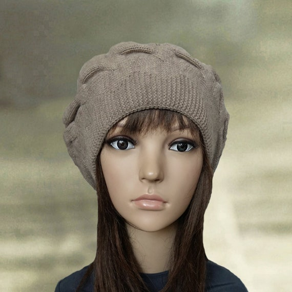 Women s wool beret Winter warm hats Womens winter hats  01c999ecfa8