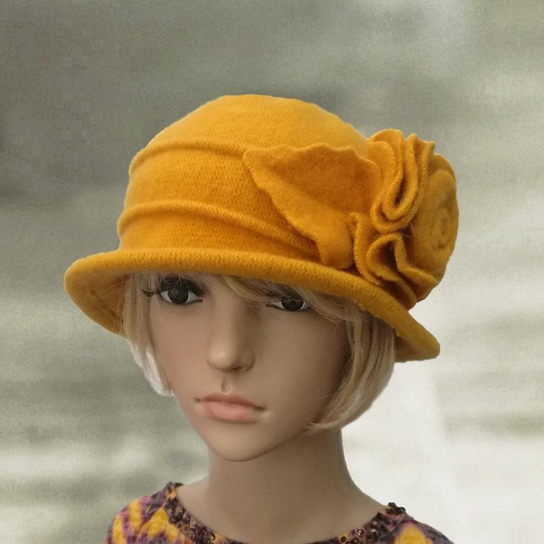 3bff94e5425 Womens felted hats Felt hats for lady Womens winter hats