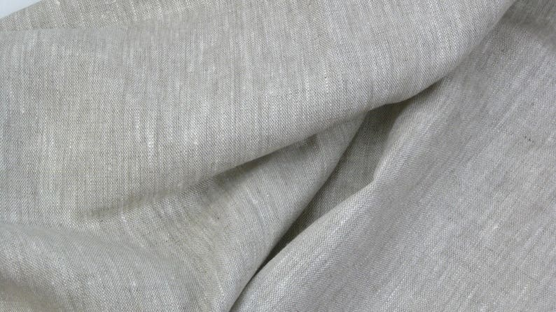 The Sommers Collection 100% Linen Drapery Fabric. Our image 0