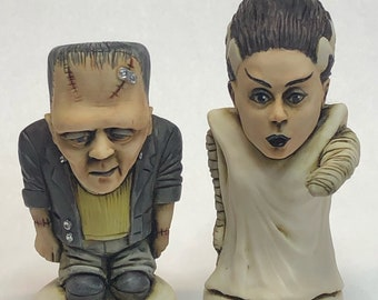 Neil Eyre Eyredesigns Halloween Horror Bride Frankenstein Frankie monster zombie spooky Ghouls figurine Limited Edition 50