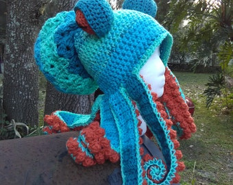 Octopus Tentacle Hat a2663b158907