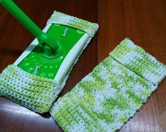 Reusable Mop Cover, Swiffer Cover, Mop Cover, Cleaning Cloth, Floor Cleaner, Rectangle Mop Cover, Dust Bunny Mop, Dry Mop Cover