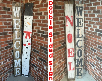 snowman christmas ornaments winter decore christmas wood sign holiday wood sign outdoor christmas decor winter sign winter decoration - Wooden Outdoor Christmas Decorations