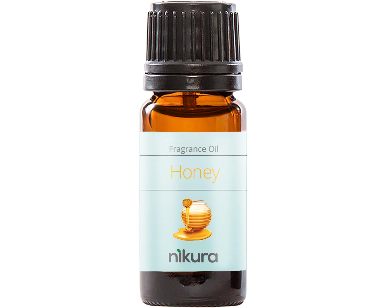 Huile de parfum de miel  catégorie cosmétique  Nikura 10ml