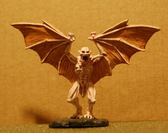Handpainted Vampire for Dungeons ad Dragons, Pathfinder