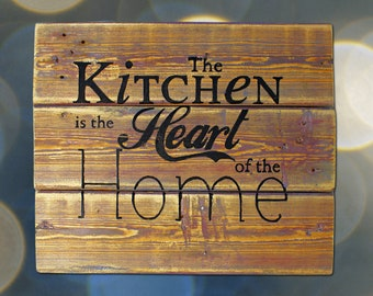 BOHOSEASON I Love You Recycled Pallet Wood Hanging Sign Homeware Gifts Valentines