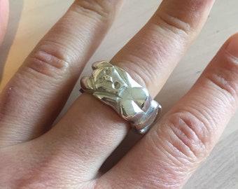 "Ring ""female figure"", size 54"