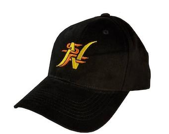 aaa21fda23e Tadashi Hamada Hat Halloween costume San Fransokyo Ninjas logo embroidered Cap  Big Hero 6 movie inspired