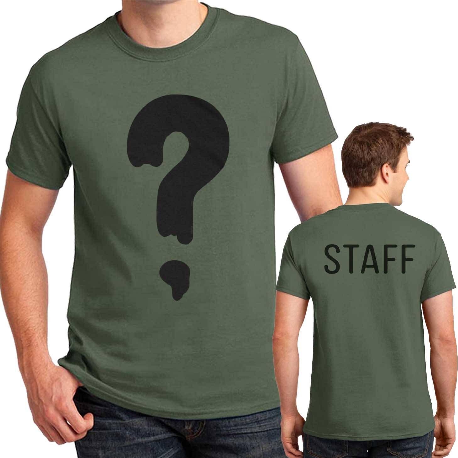 soos ramirez question mark t-shirt gravity falls halloween | etsy
