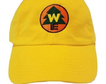 Wilderness Explorer Hat WE logo embroidered cap Russell Halloween costume