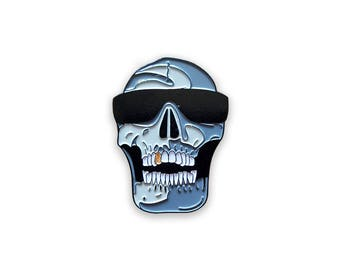 Tales From The Hood Enamel Pin; Horror Movie Pin; Collectible Pin