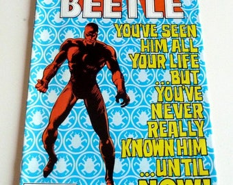 1986-1987 DC Comics The BLUE BEETLE #8 #9 #10 Near Mint Condition 9.4