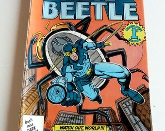 1986 DC Comics The BLUE BEETLE #1 Near Mint Condition 9.4