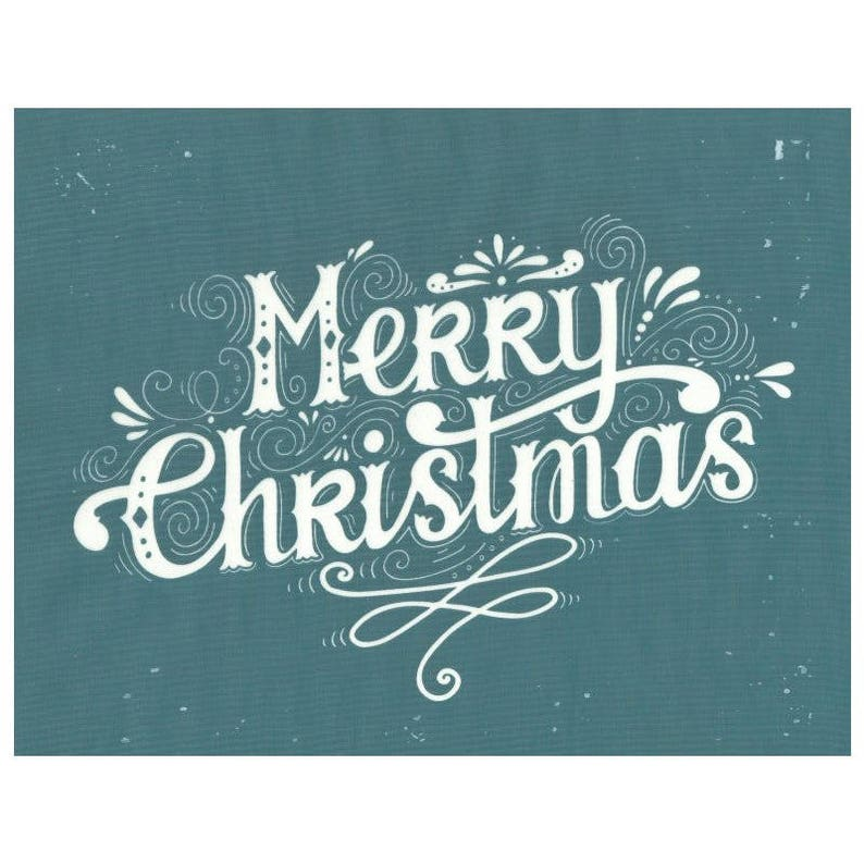 Silk Screen Printing Stencil, Merry Christmas Holiday Design, Chalkboard  Stencil, Ceramic, Wood, T-Shirts, Pillows, Tote-bags, Glass, etc!