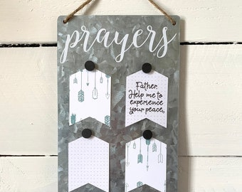 Prayer board | Etsy