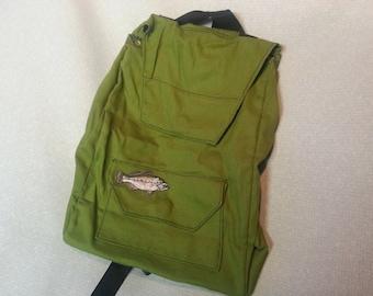 Green Go Bag