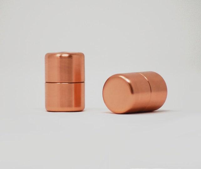 Schrank Griff Kabinett-Hardware Kupfer Knöpfe und Griffe | Etsy