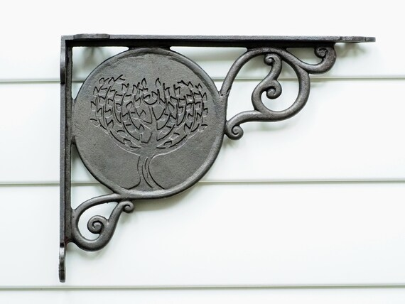 Fever Tree Cast Iron Shelf Bracket