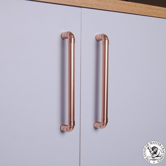 Copper Pull Handles (Large)