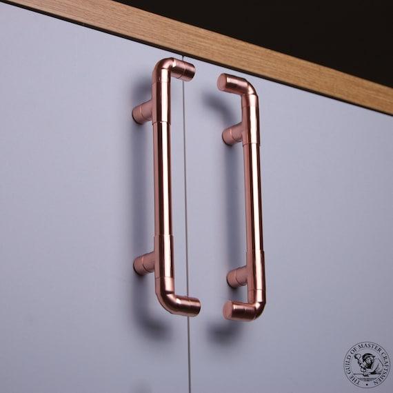 Modern Copper Handle