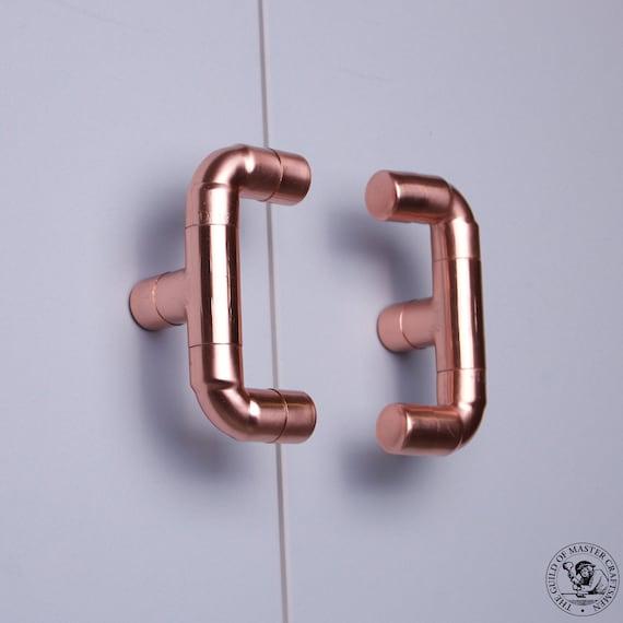 Modern Copper Handles