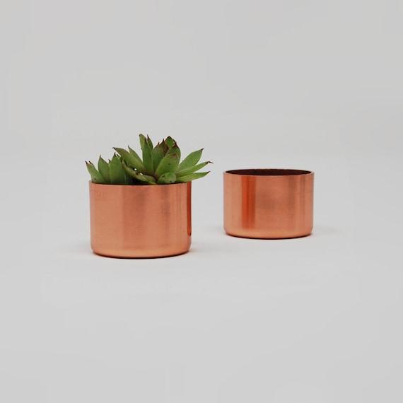 Pure Copper Tea Light Holder