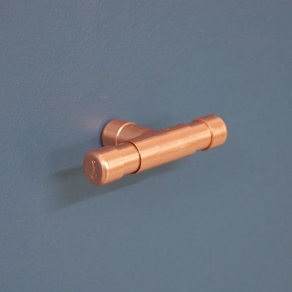 Copper 'T' Knobs