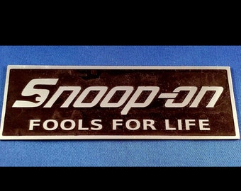 "Toolbox Emblem - Fun With ""Snap"" Tool Company"