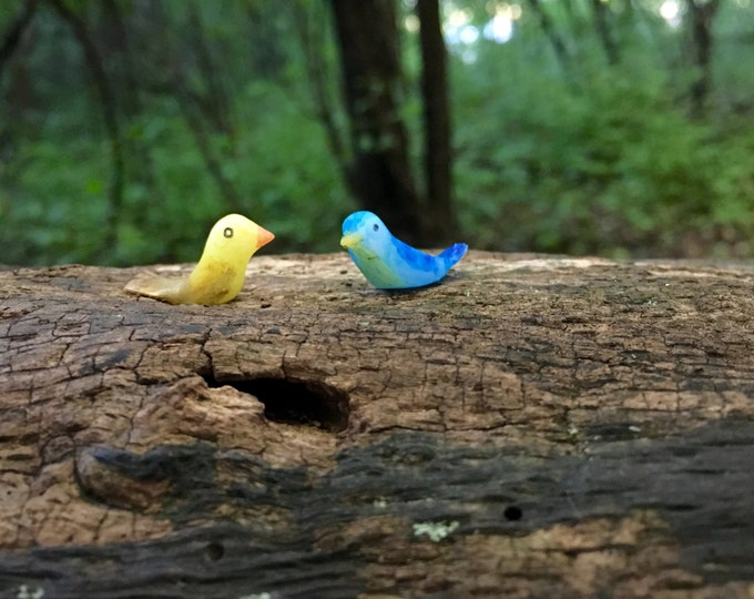 Miniature Birds - Shipping Included