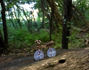 Fairy Miniature Bicycle - Shipping Included