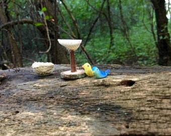 Miniature Bird Set