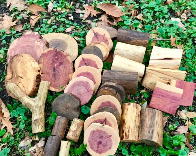 XL Tree Blocks 35 pc