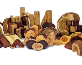 Tree Blocks 75 piece Set