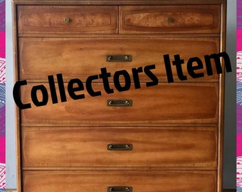 Mid Century Dresser American of Martinsville