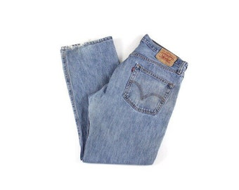 23fa7766 Vintage Levis 501 Mom / Dad Jeans