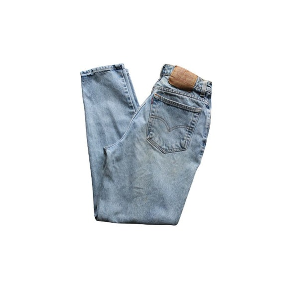 Vintage Levis 512 high waisted Jeans