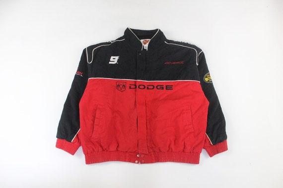 Dodge nascar racing jacket